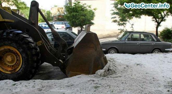Град в Иранский городе Сенендедж