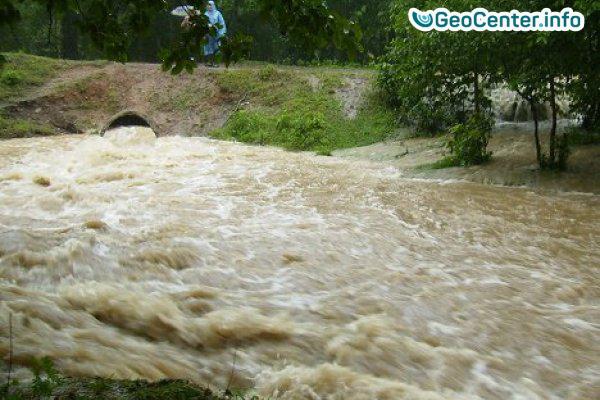Наводнения на Тайване, июнь 2017 года