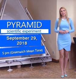Pyramid experiment