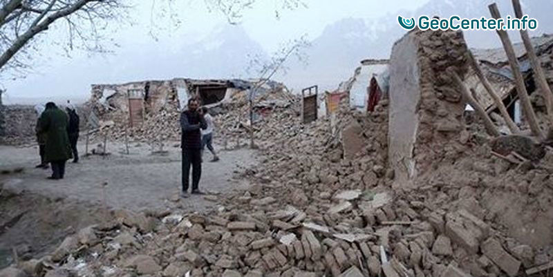 Разрушительное землетрясение в Китае, 11 мая 2017
