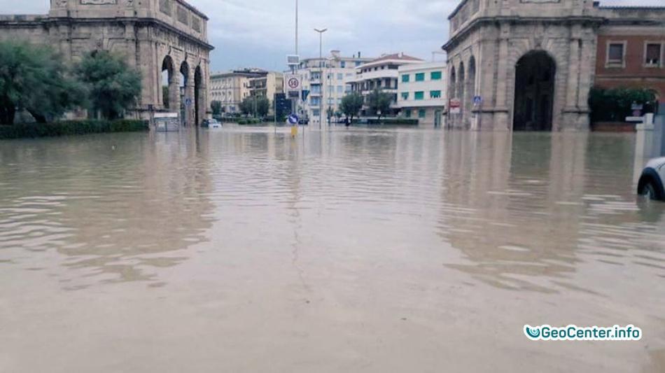 Наводнение в Италии, сентябрь 2017 года