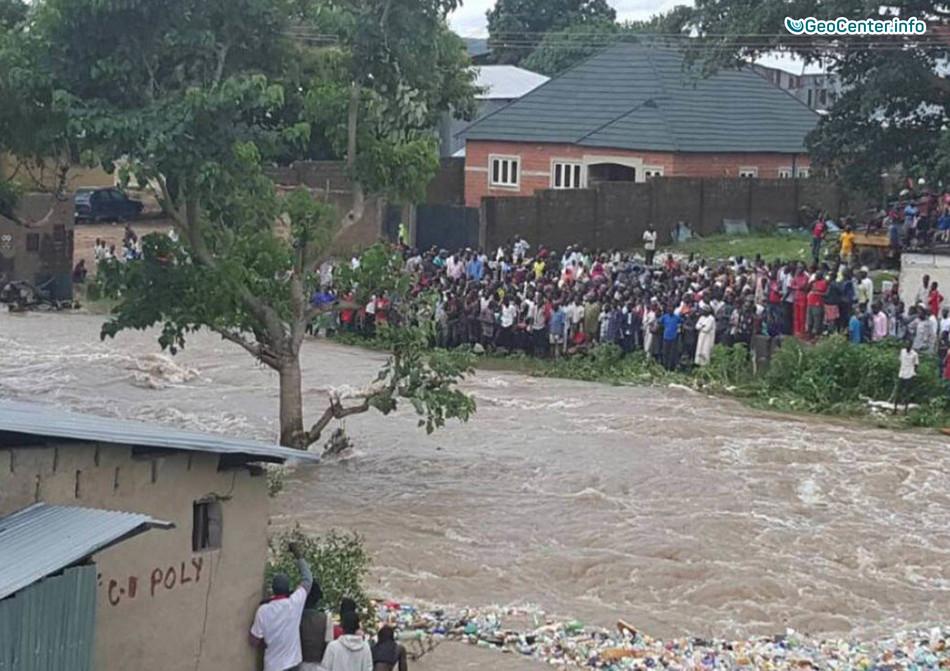 Наводнение в Западной Африке
