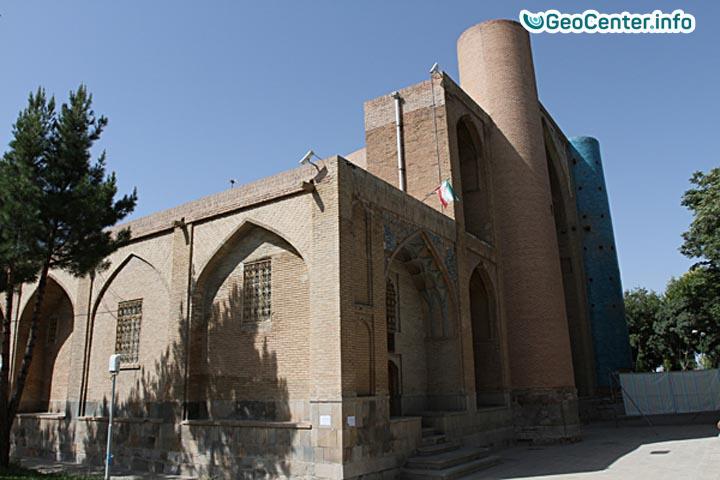 Землетрясение магнитудой 5,0 в Иране, август 2017