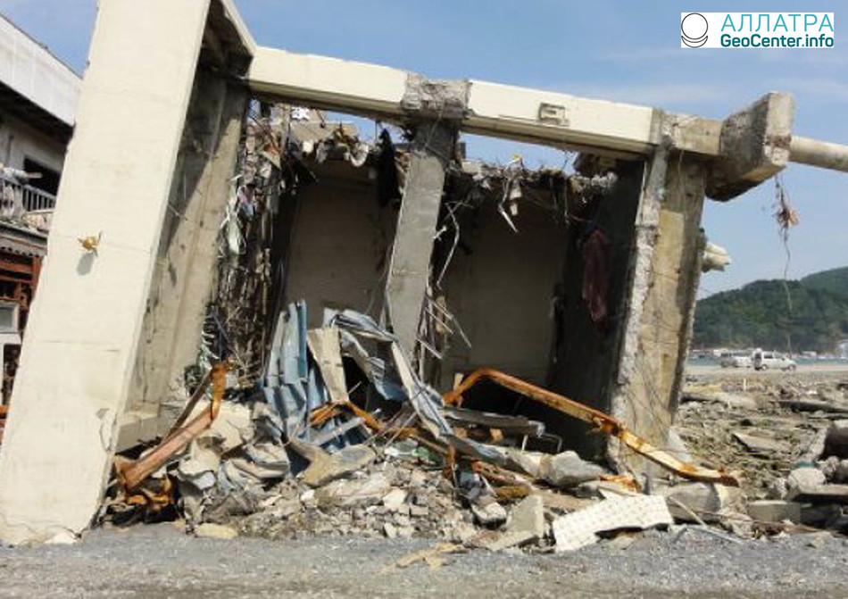 Серия землетрясений в Таджикистане, апрель 2018 г.