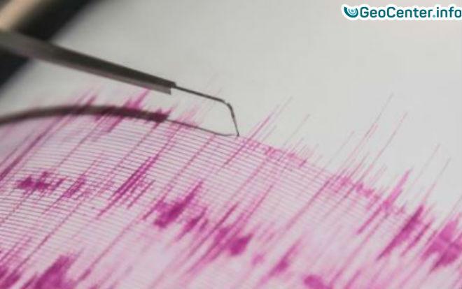 Землетрясение у берегов японского острова Кюсю, июнь 2017 года