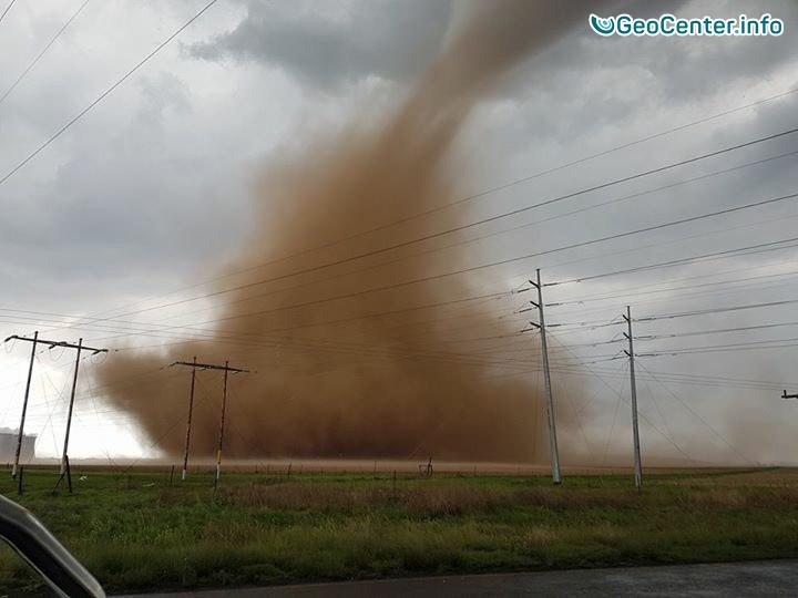 Торнадо в Африке