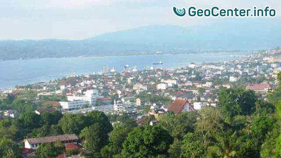 Подземные толчки магнитудой 6,0 возле острова Амбон, Индонезия, 30 ноября 2017