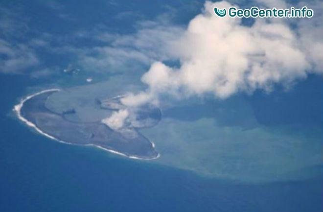 Вулкан Богослов на Аляске опять «буянит», июнь 2017