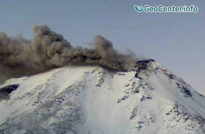 Более 1000 землетрясений за две недели произошло у чилийского вулкана, ноябрь 2017