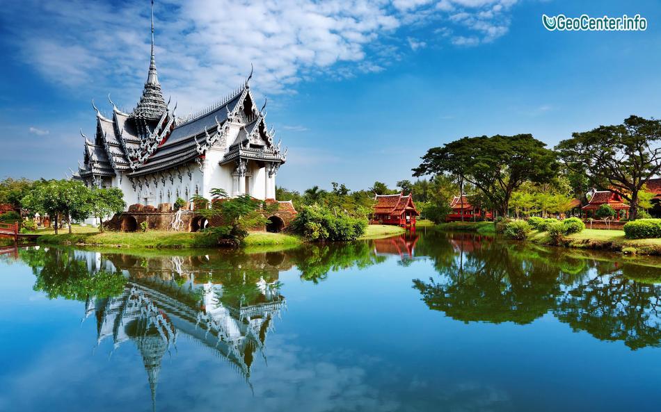 В результате наводнения пострадали несколько провинций Таиланда