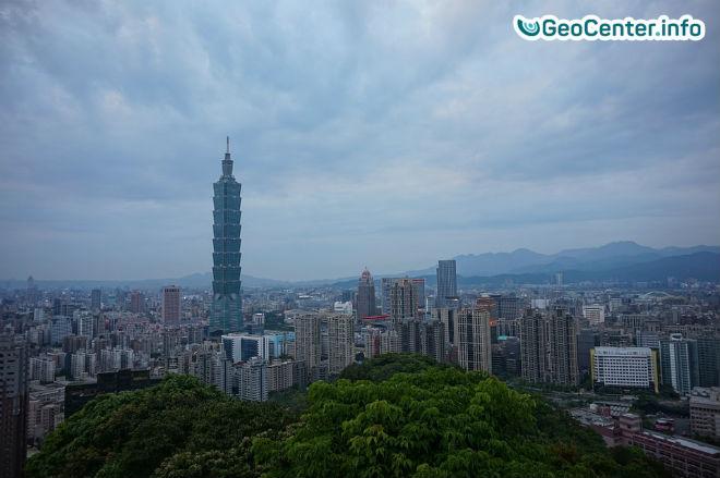 Мощное землетрясение в Тайване, май 2017 года