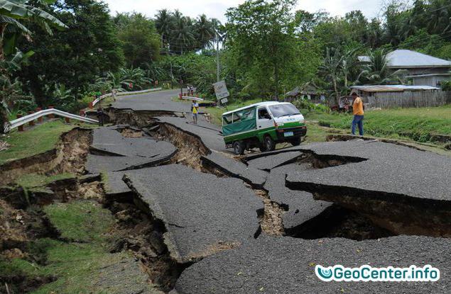 Калифорнию ожидает мощное землетрясение