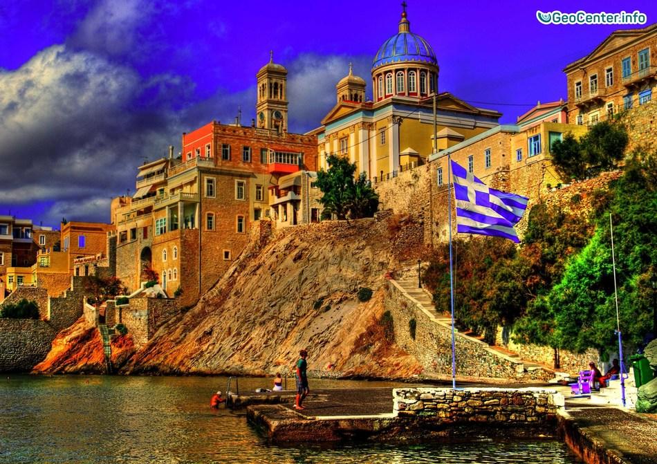 Серия землетрясений в Греческой Республике, 2 января 2018 года