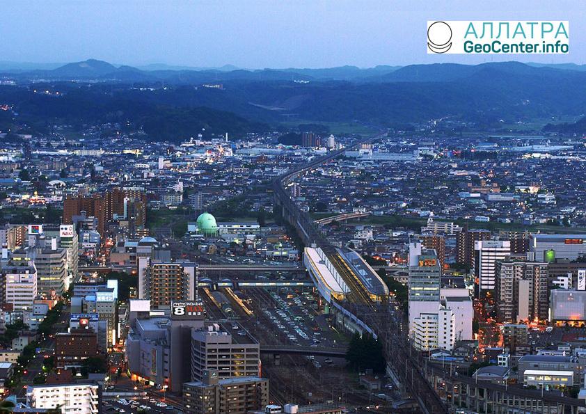 Землетрясение в Японии, февраль 2018
