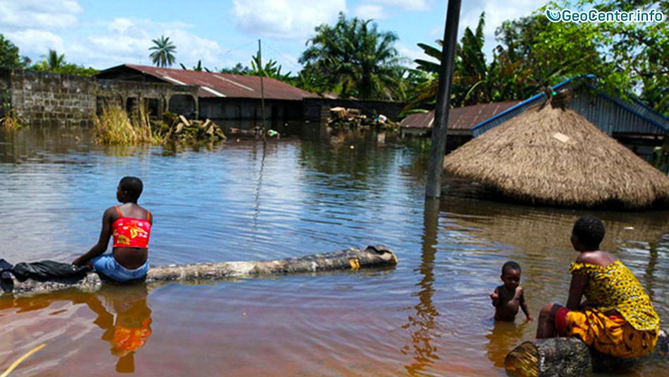 Наводнение в Нигерии 7-8 сентября 2016
