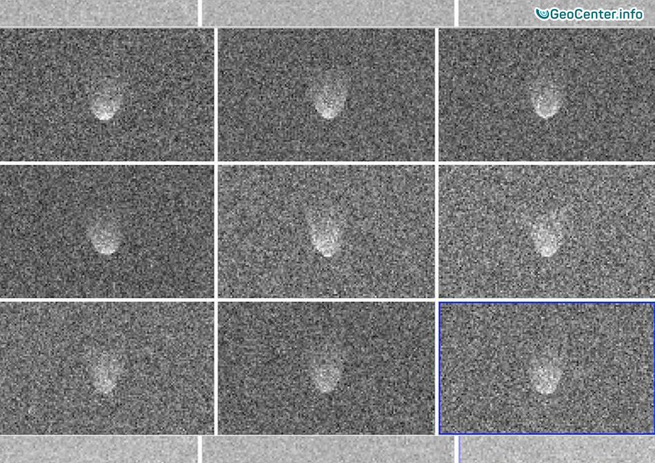 Астероид 3122 Флоренс пролетел мимо земли, 1 сентября 2017 года