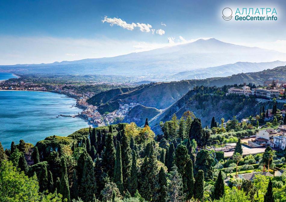 Землетрясение на острове Сицилия, июнь 2018 г.
