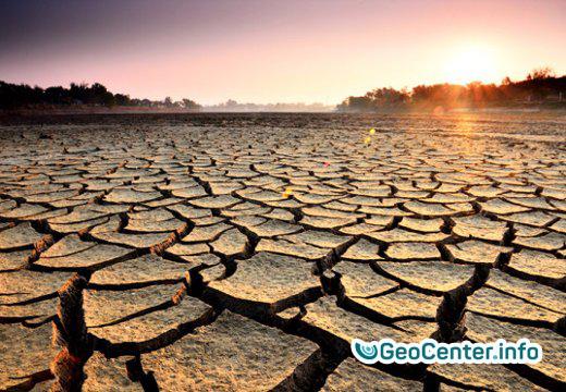 Климатологи говорят о возникновении «мегазасухи» США.