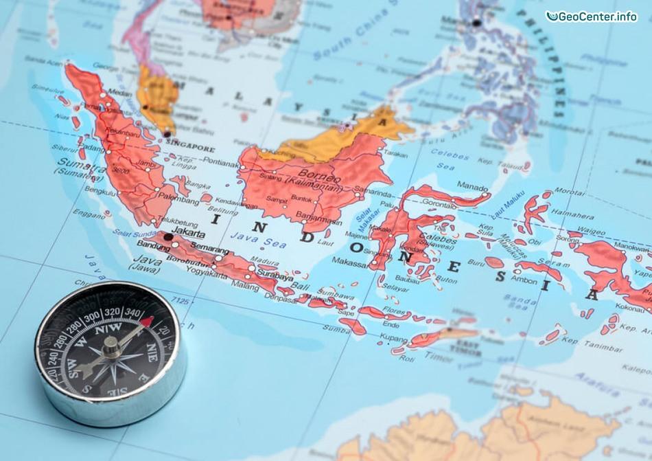 Новости о вулкане Локон, Индонезия