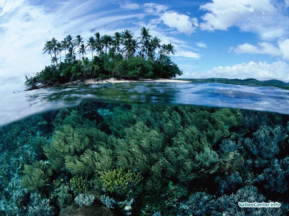 Землетрясение магнитудой 5,4 у берегов Папуа-Новой Гвинеи