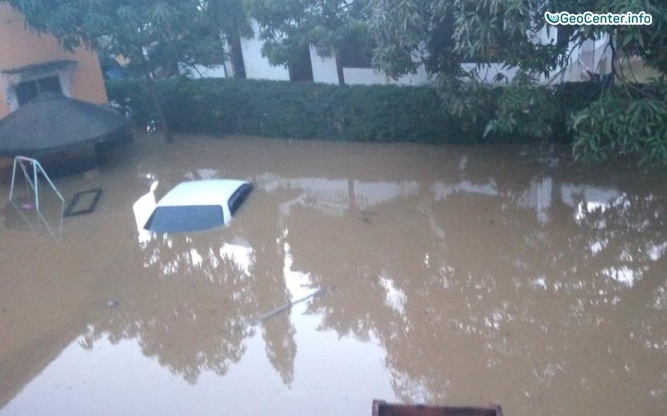 Наводнение в Кении, Восточная Африка