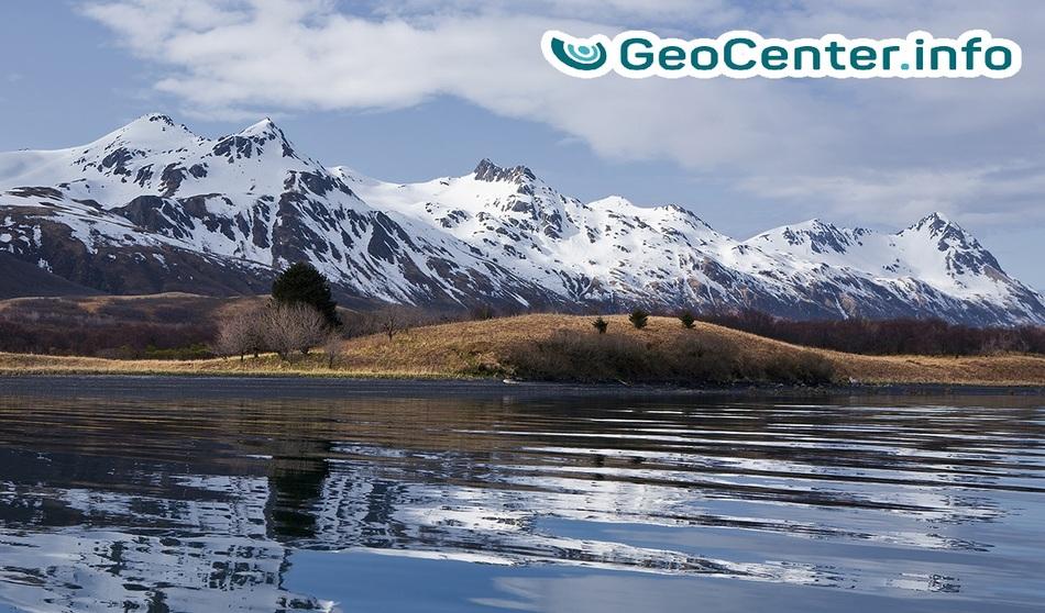 Землетрясение на Аляске магнитудой 7,9. Январь, 2018 г.