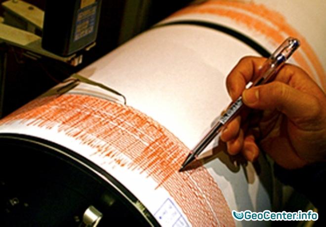 Обзор землетрясений с 4 по 8 ноября 2016
