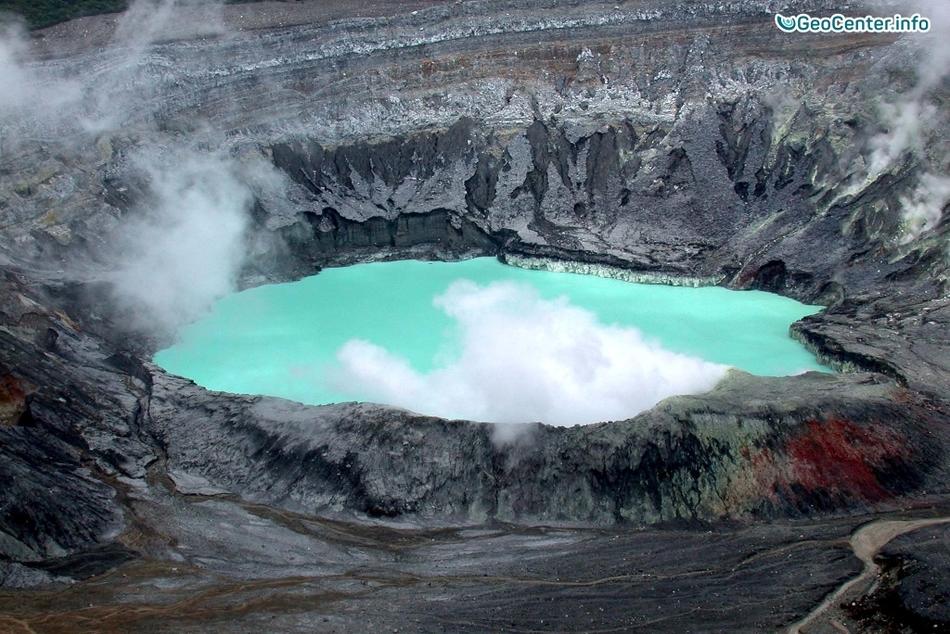 Новости о вулкане Поас, Коста-Рика
