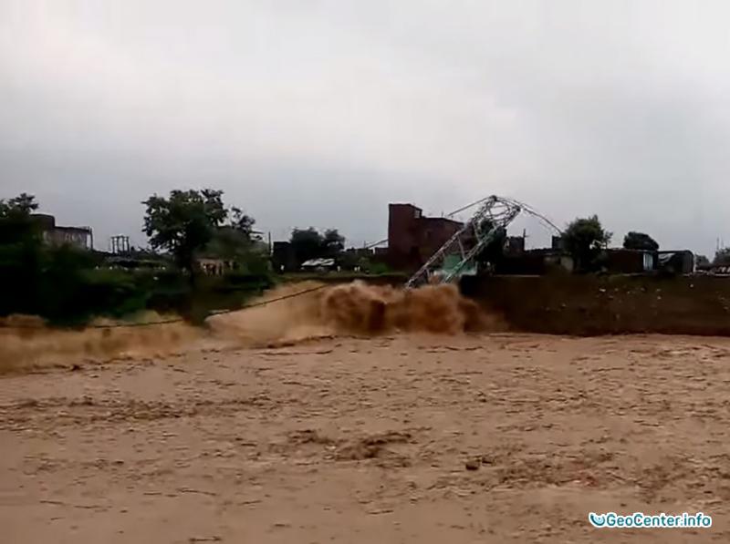 Наводнение в Непале, июль 2016