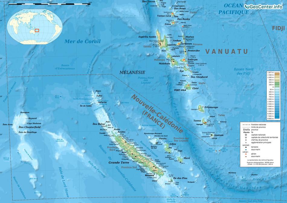 Серия землетрясений в Тихом океане, 1 ноября 2017 года