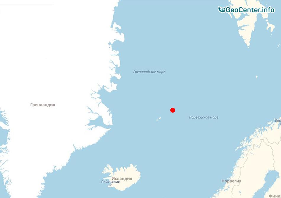 Землетрясение в акватории Норвежского моря, 28 ноября 2017 года