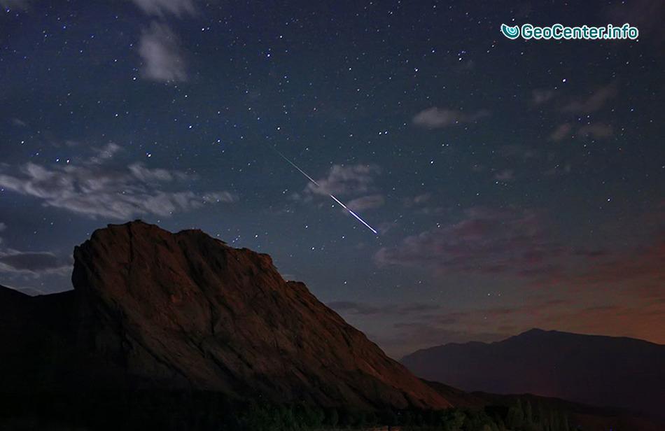 Жители Земли в октябре могут наблюдать два метеоритных потока