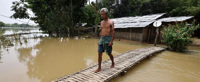 Наводнение в Кот-д'Ивуар, июнь 2018 г.