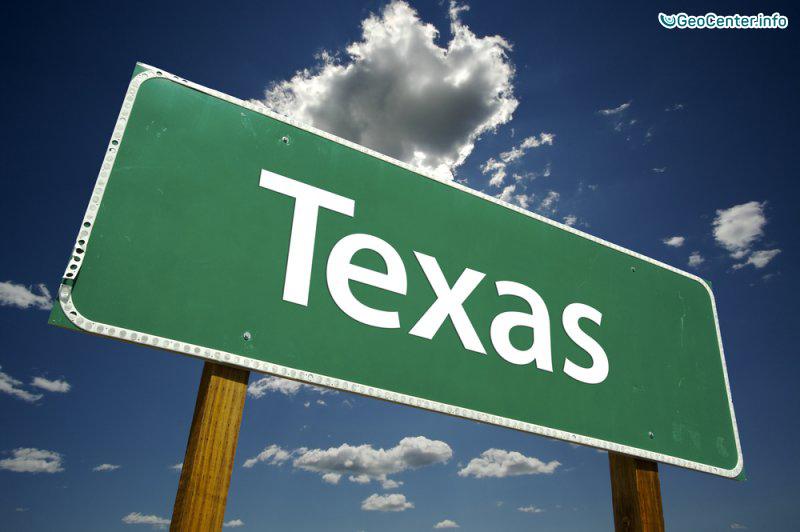 Торнадо, шторм и наводнение в Техасе, США