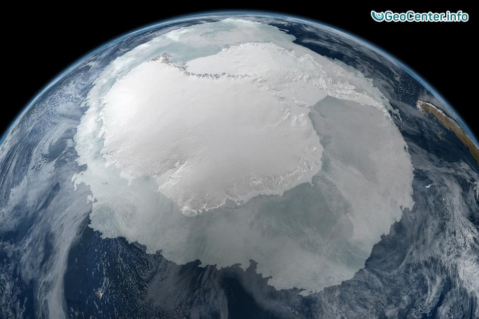 Ученые НАСА зафиксировали увеличение трещины в Антарктиде