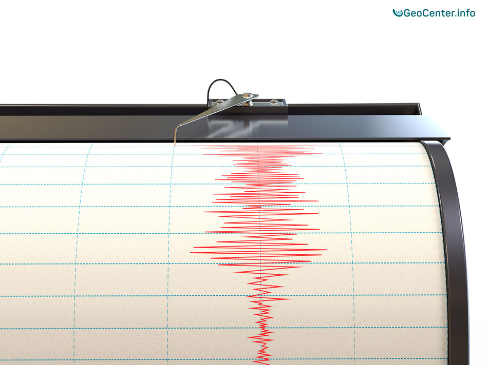 Землетрясение у берегов Тайваня, апрель 2017 года