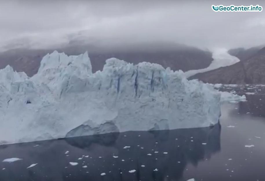 Почему тают ледники Антарктиды?