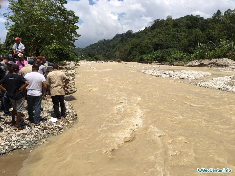 Наводнение в Доминиканской Республике, май 2017 года