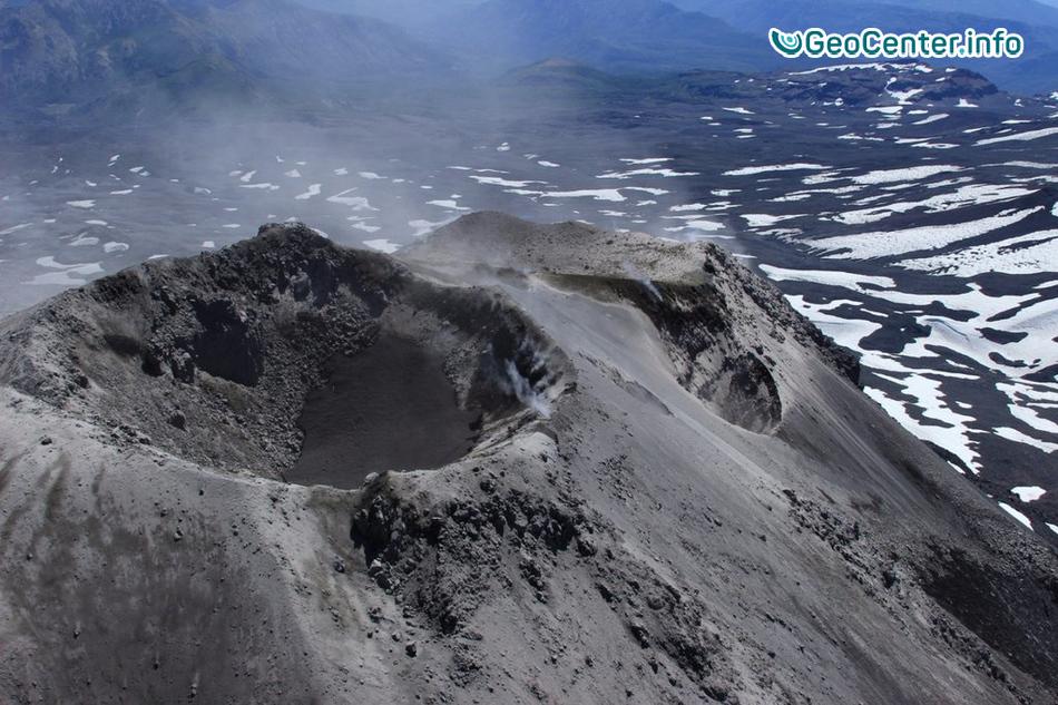 На чилийском вулкане Невадос-де-Чильян возросла сейсмическая активность
