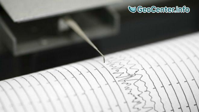 Землетрясение магнитудой 6,0 в Тихом океане, 20 ноября 2017