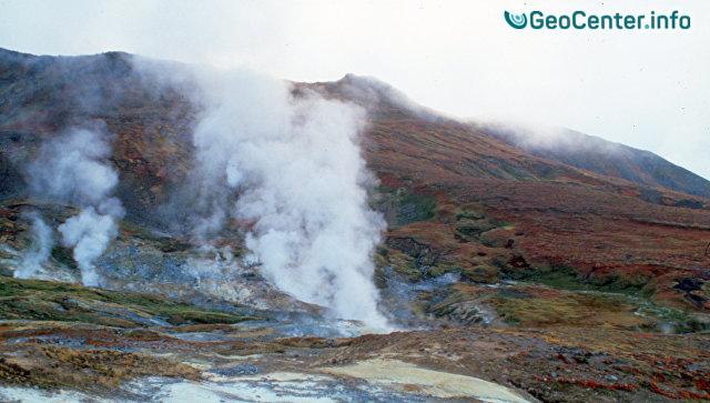 Впервые за 200 лет произошло извержение вулкана Камбальный на Камчатке