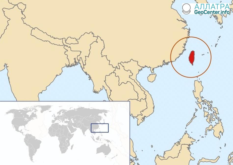 Землетрясение на острове Тайвань, март 2018 г.
