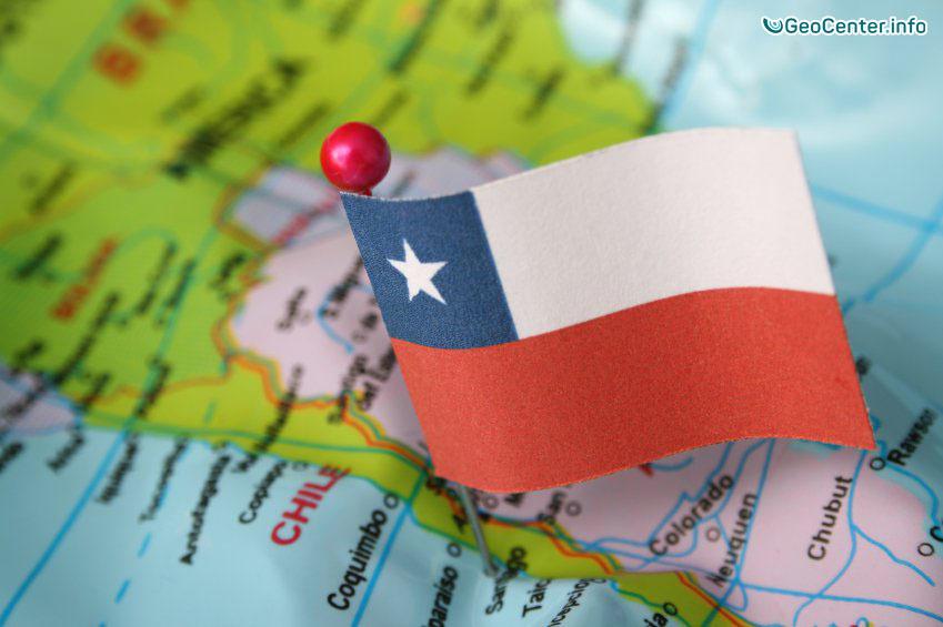 Несколько землетрясений у берегов Чили