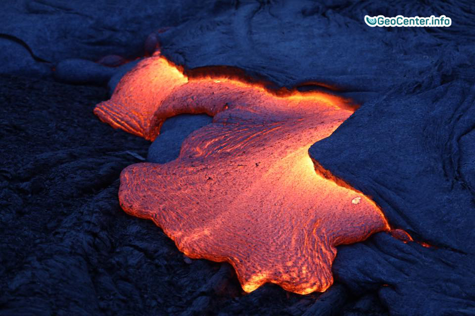 Kilauea volcano on the island of Hawaii was activated, September 10, 2017
