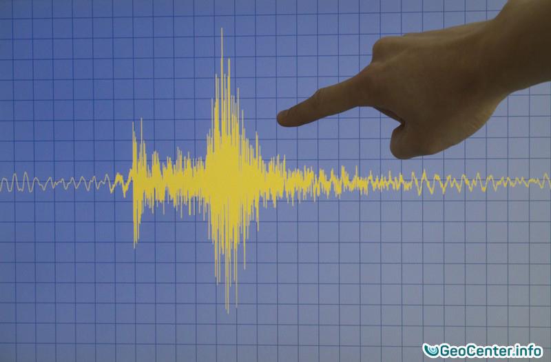 В Чили было зарегистрировано землетрясение