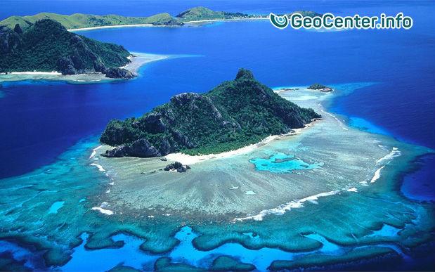 Землетрясение магнитудой 5,7 у берегов Тонга (Полинезия)