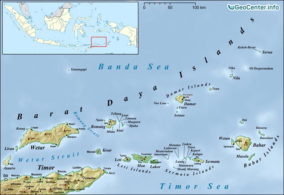 Землетрясение магнитудой 6,6 балла в Индонезии