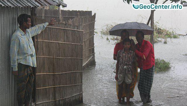 Ливень и оползни в Бангладеш, июнь 2017 года