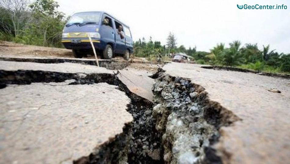 Землетрясение на юге Перу 15 августа 2016