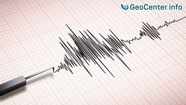 Землетрясение магнитудой 6,7 в южной части Атлантического океана, 10 октября 2017